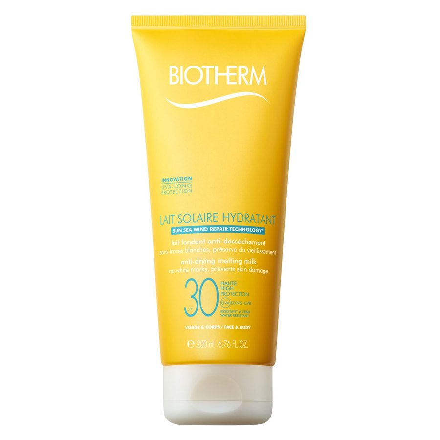 Biotherm Lait Solaire Hydratant Anti-Drying Melting Milk Sunscreen SPF30 200 ml
