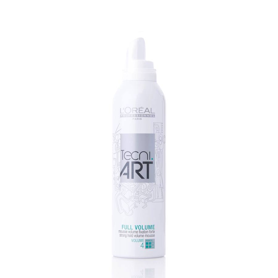 L'Oréal Professionnel Tecni.art Full Volume Mousse Force 4 250 ml