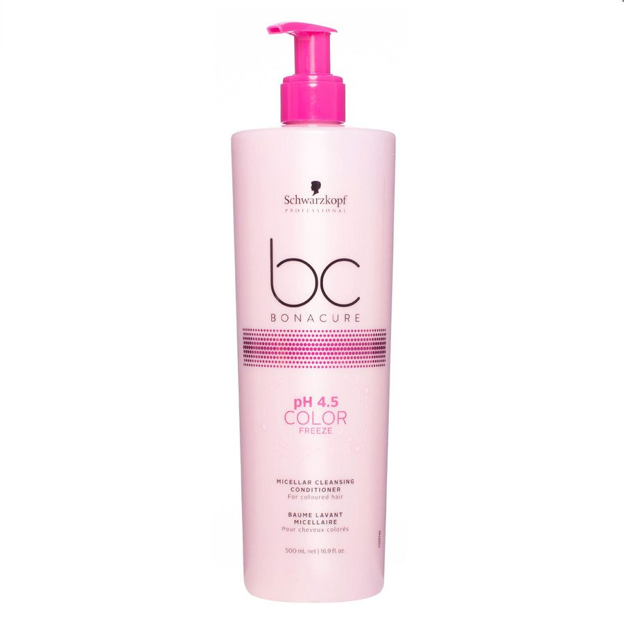 Schwarzkopf BC Bonacure Color Freeze Cleansing Conditioner 500 ml