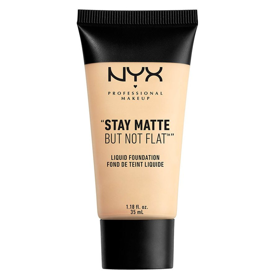 NYX Prof. Makeup Stay Matte But Not Flat Liquid Foundation Ivory 35 ml SMF01