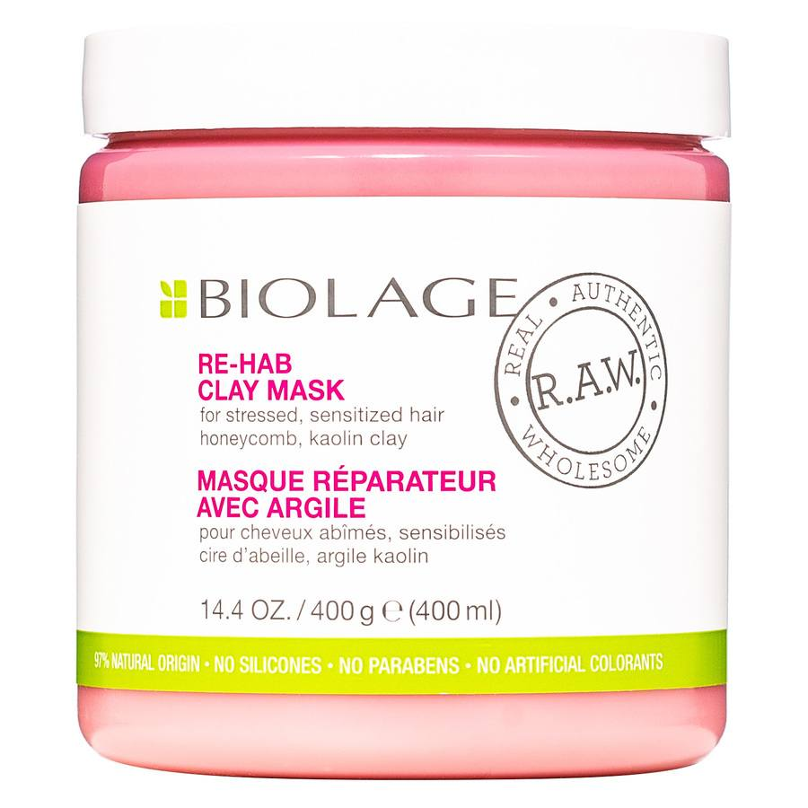 Matrix Biolage R.A.W Re-Hab Clay Mask 400 ml