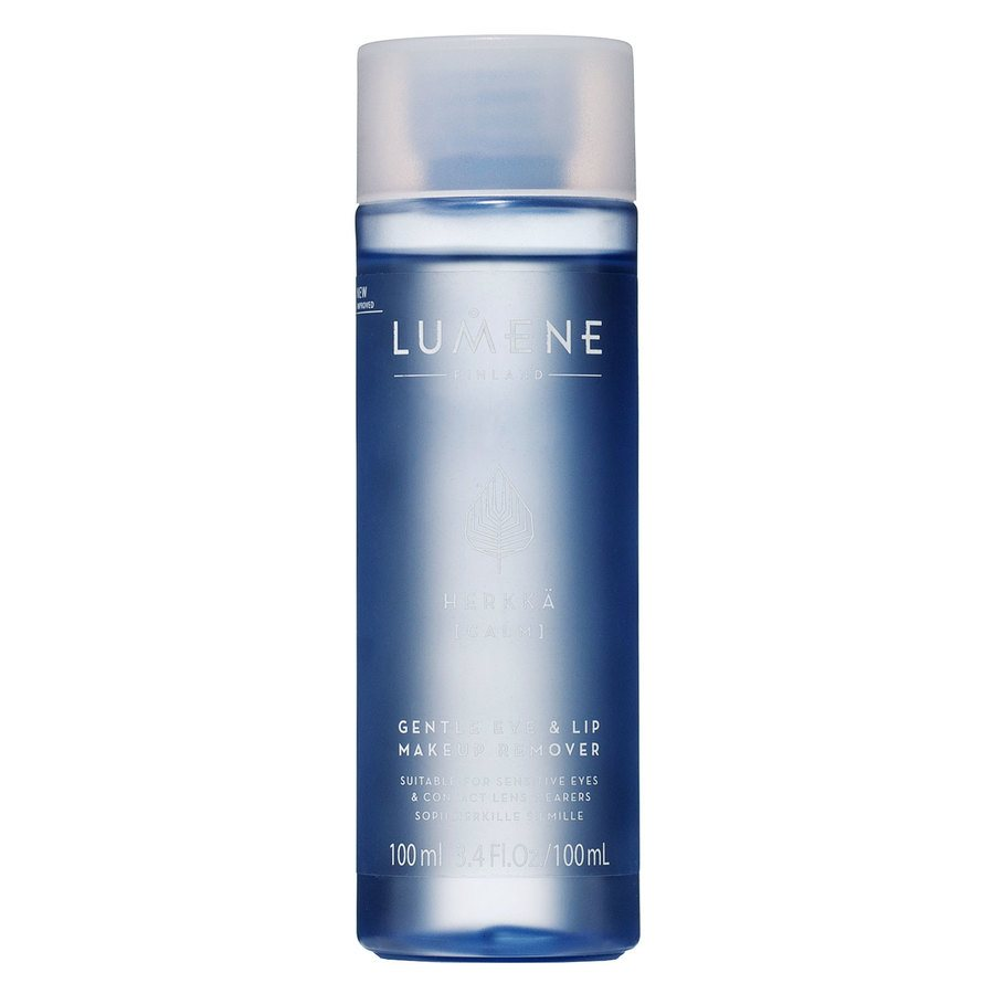 Lumene Herkkä Gentle Eye & Lip Makeup Remover 100 ml