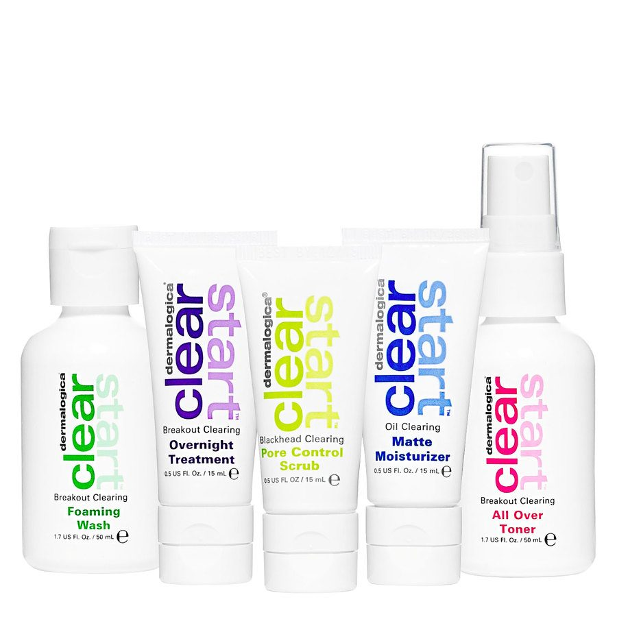 Dermalogica Clear Start Breakout Clearing Kit 5 delar