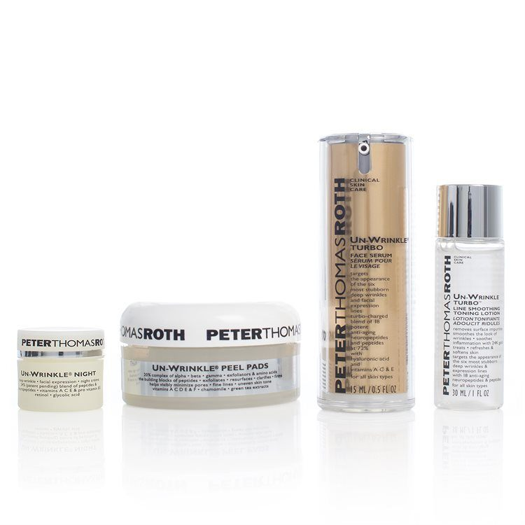 Peter Thomas Roth Un-Wrinkle Kit 4 delar
