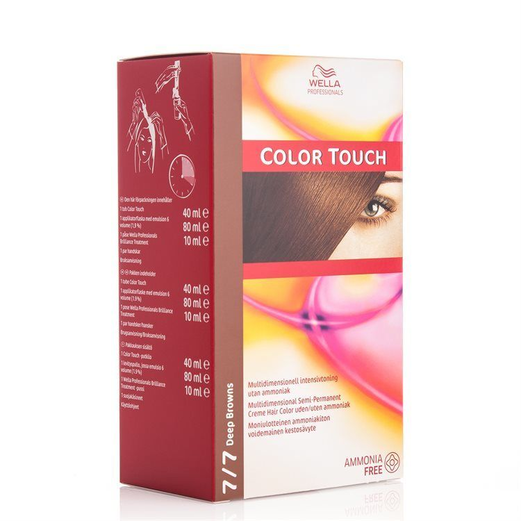 Wella Professionals Color Touch CT OTC 100 ml 7/7 Deep Brown SKAN