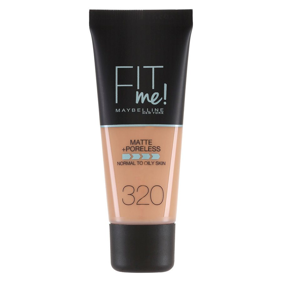 Maybelline Fit Me Matte + Poreless Foundation Natural Tan 30 ml