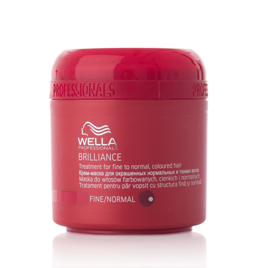 Wella Professionals Brilliance Treatment Fint/Normalt Hår 150 ml