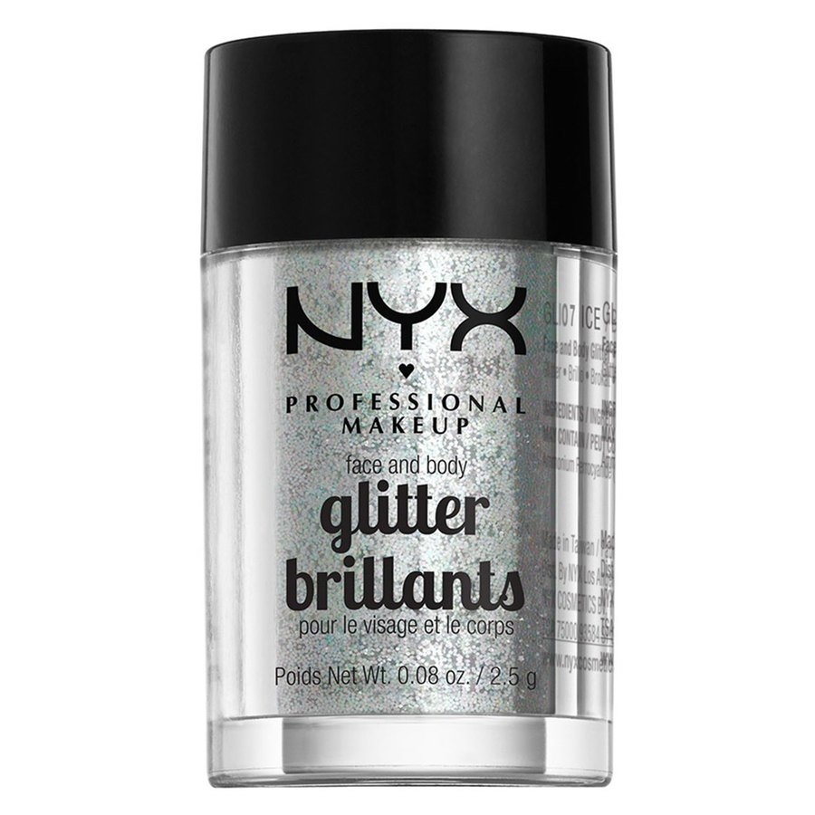 NYX Professional Makeup Face & Body Glitter Ice GLI07