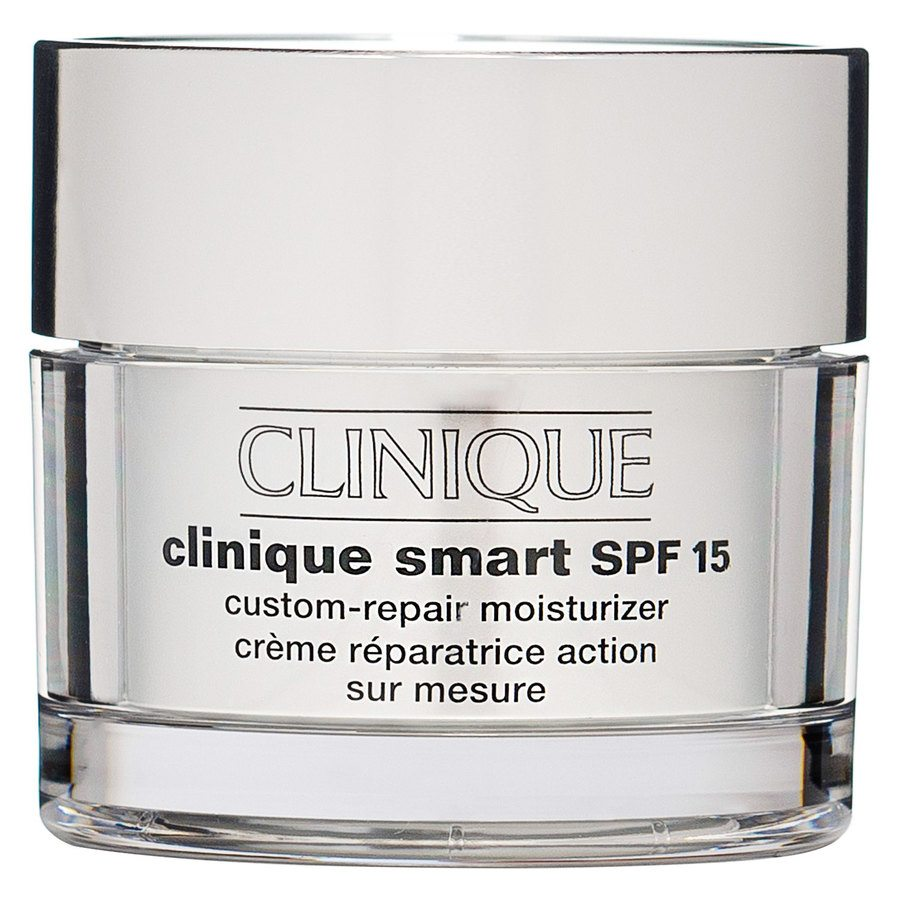 Clinique Smart SPF15 Custom-Repair Moisturizer Dry Combination 50ml