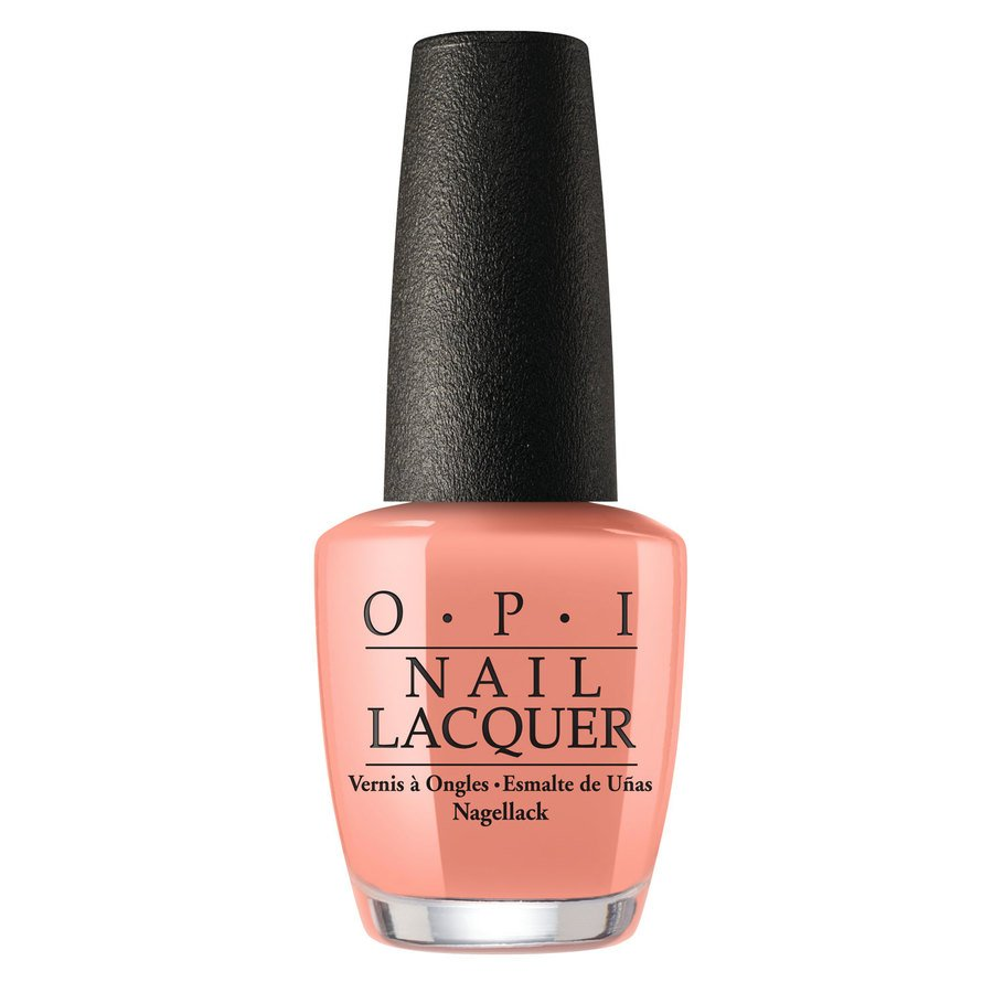 OPI California Dreaming Breaking Up The Wrong Sequoia NLD42