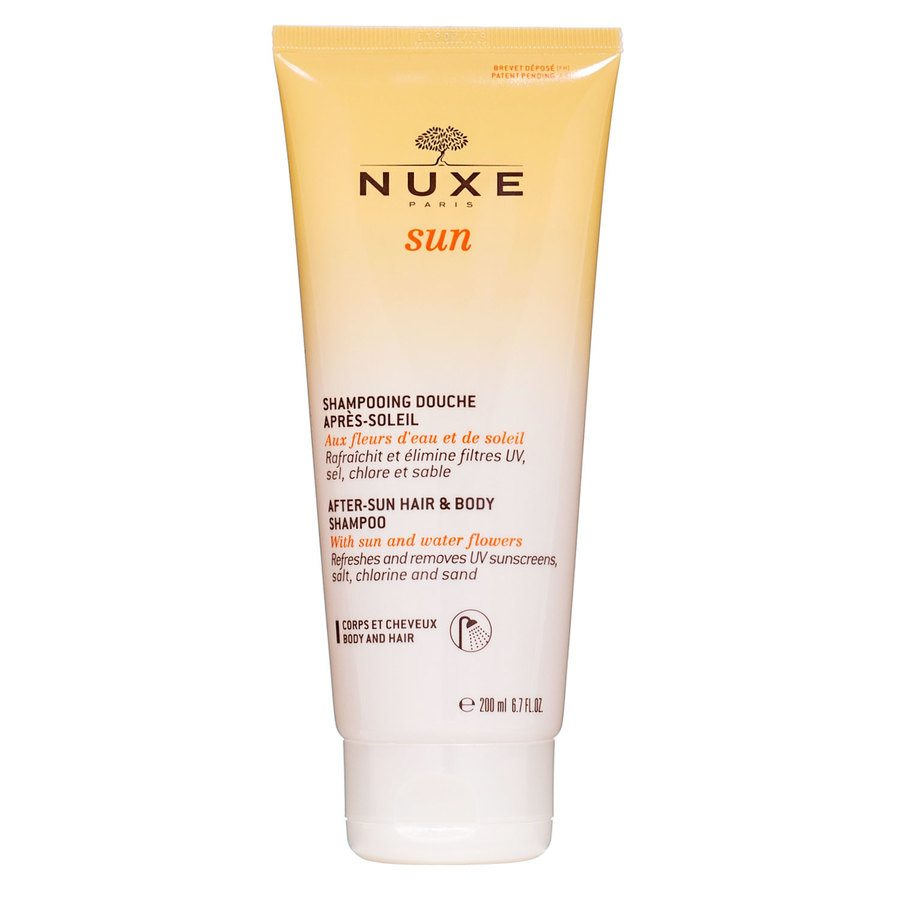 NUXE Sun After-Sun Hair and Body Shampoo 200ml