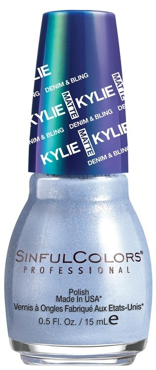 Kylie Jenner Sinful Colors Nagellack Kurves #2109 15ml