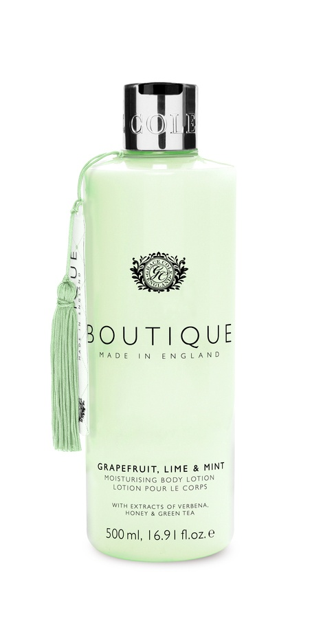 Grace Cole The Boutique Body Lotion Grapefruit, Lime & Mint 500 ml