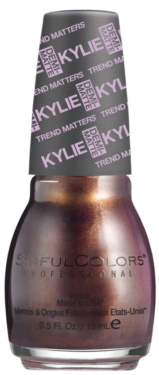 Kylie Jenner Sinful Colors Nagellack I Klove You #2083 15ml