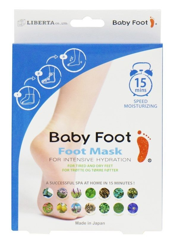 Baby Foot Intense Hydration Foot Mask