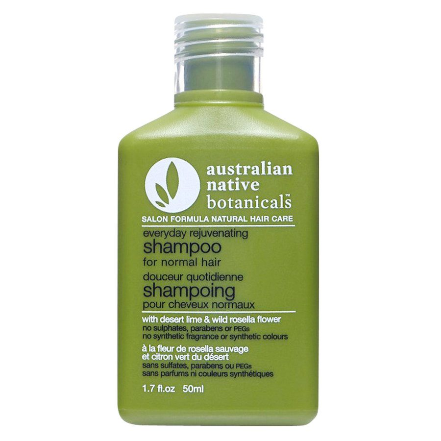 Australian Native Botanicals Everyday Rejuvinating Shampoo For Normal Hair 50ml