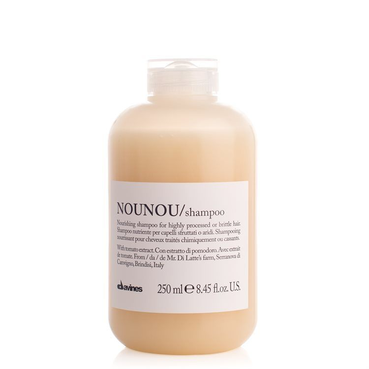 Davines NOUNOU Nourishing Illuminating Shampoo Colour Treated Hair 250ml