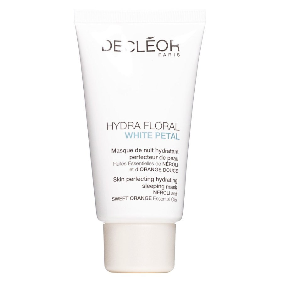Decléor Hydra Floral White Petal Reparation & Renovating Sleeping Mask 50ml