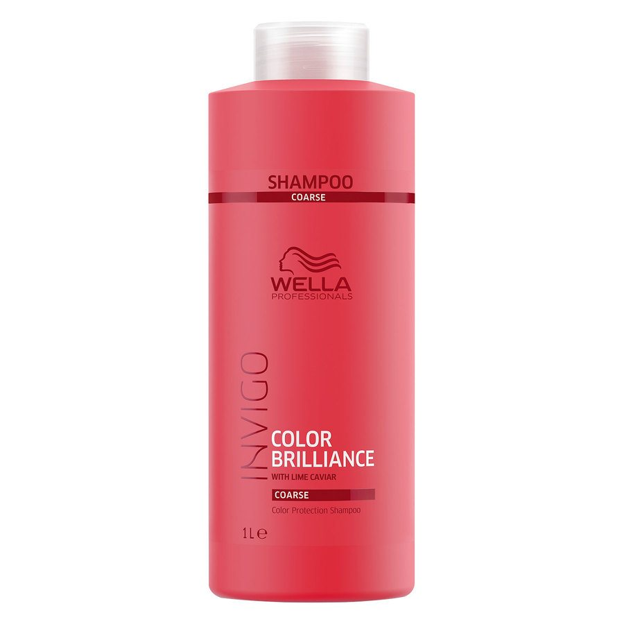 Wella Professionals Invigo Color Brilliance Shampoo Coarse 1000 ml