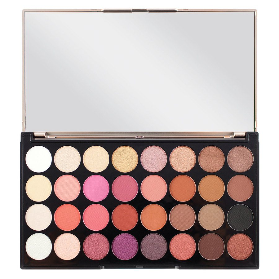 Makeup Revolution 32 Eyeshadow Palette Flawless 4 16g