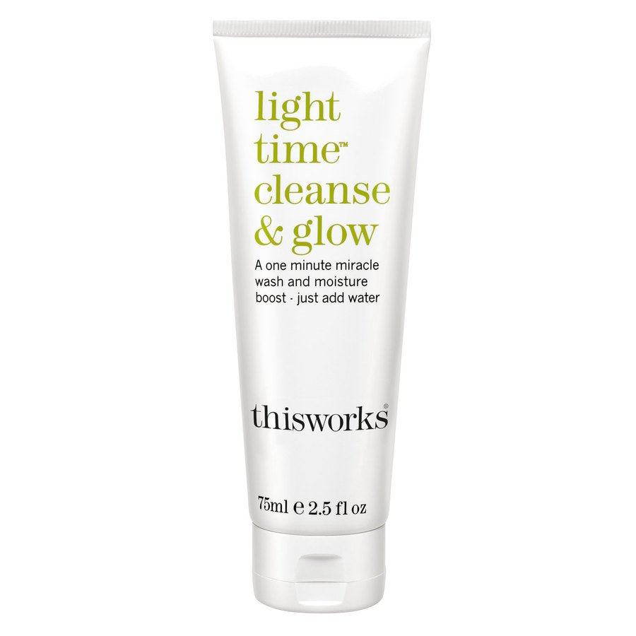 This Works Light Time Cleanse & Glow (75 ml)