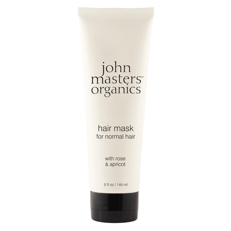 John Masters Organics Hair Mask for Normal Hair with Rose & Apricot 148 ml