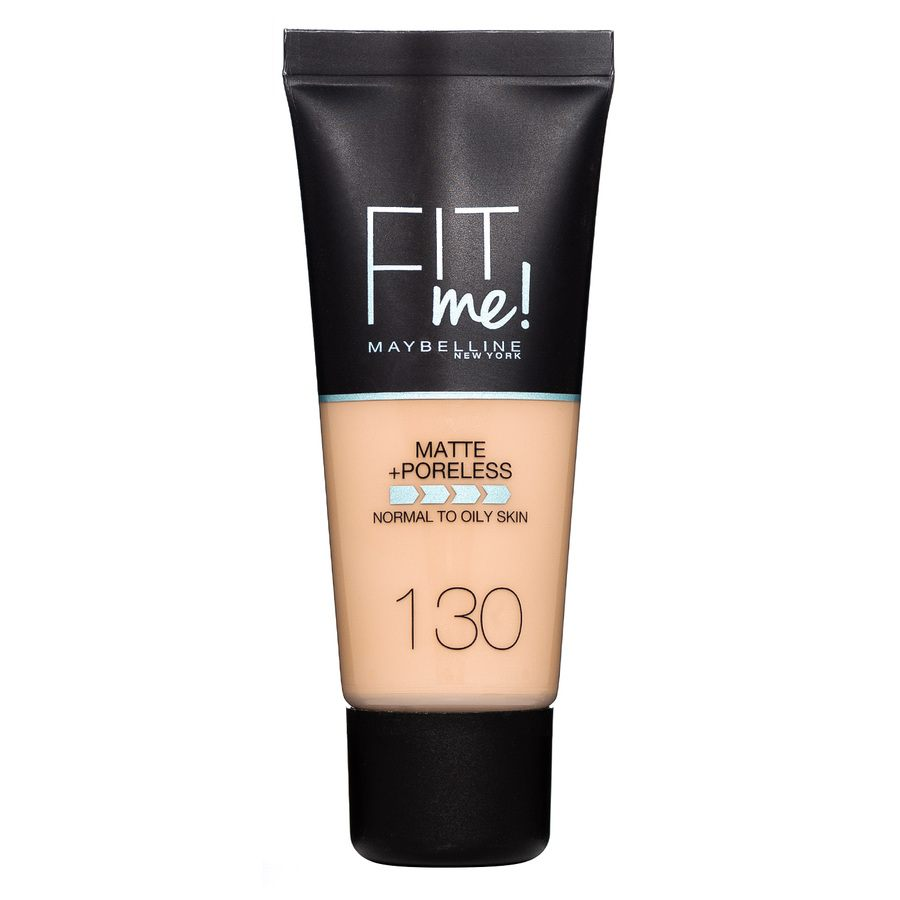 Maybelline Fit Me Liquid Foundation Buff Beige 130 30 ml