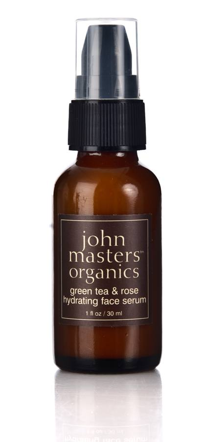 John Masters Organics Green Tea & Rose Hydrating Face Serum 30 ml