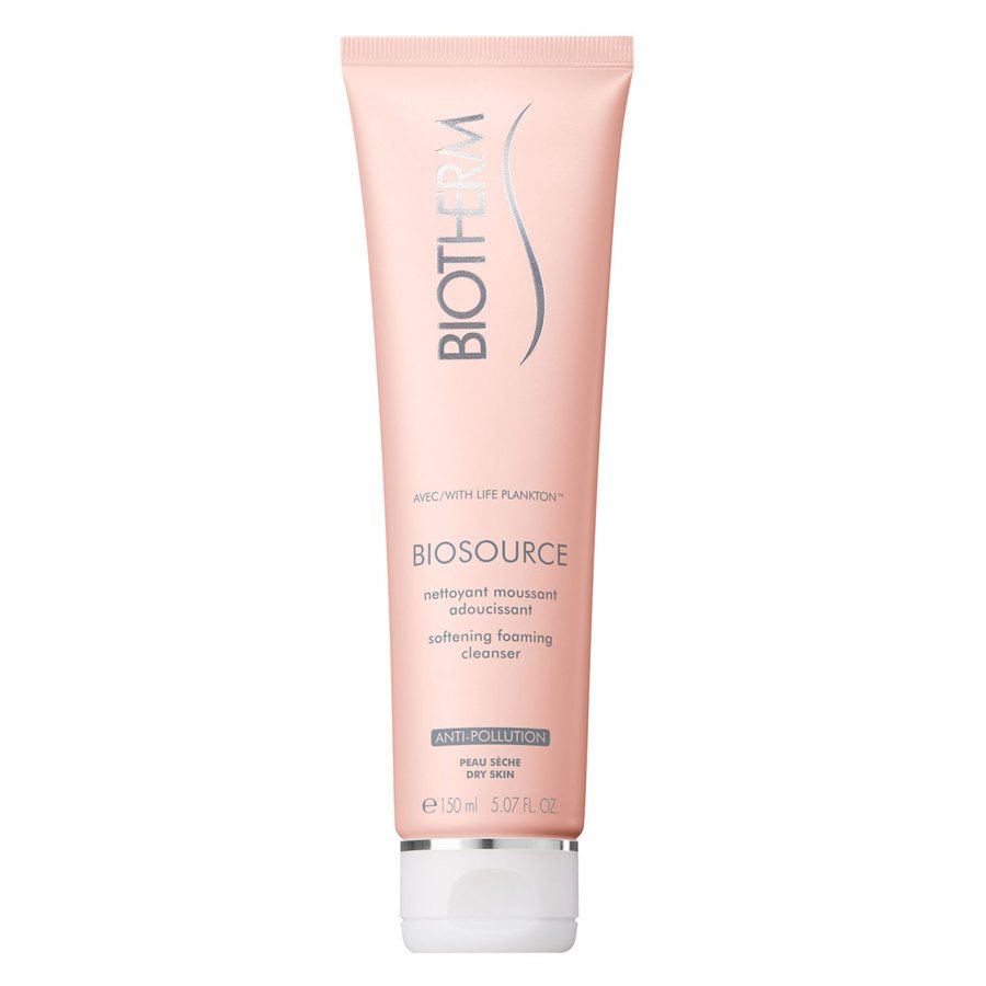 Biotherm Biosource Softening Foaming Cleanser Dry Skin 150 ml