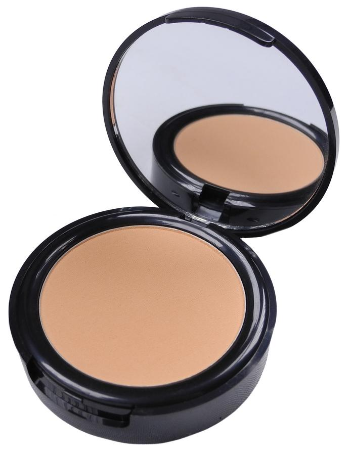 Smashit Cosmetics Compact Face Powder Medium Dark 9.5g