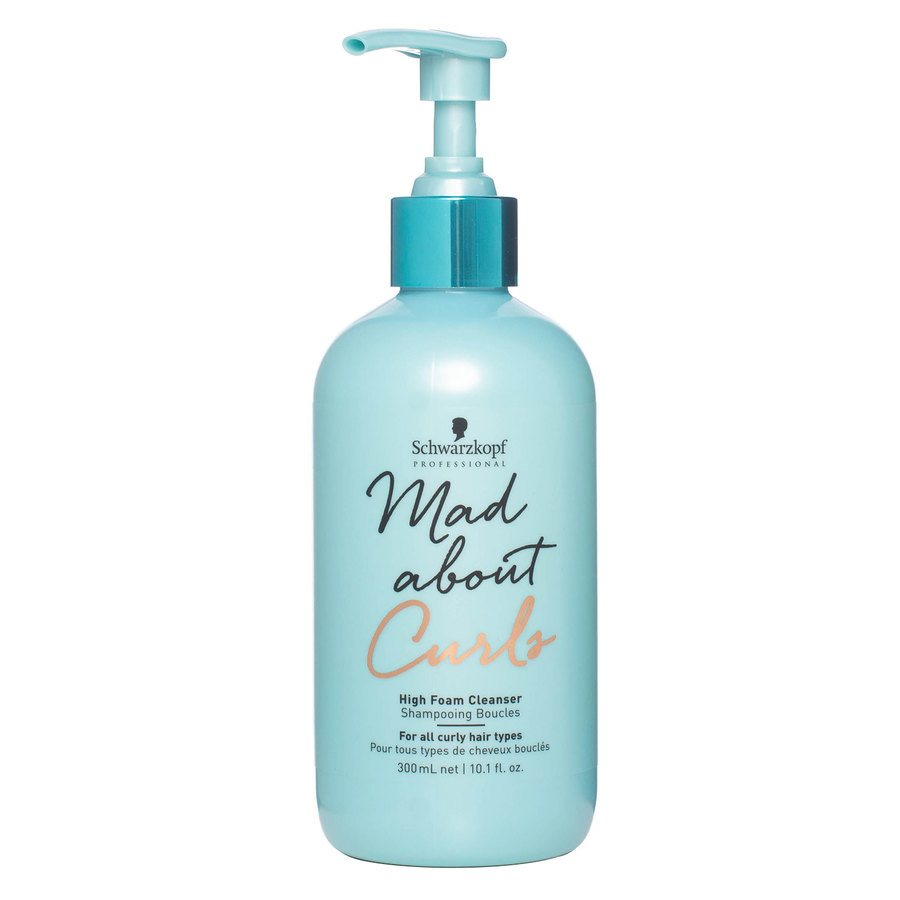Schwarzkopf Mad About Curls High Foam Cleanser 300 ml