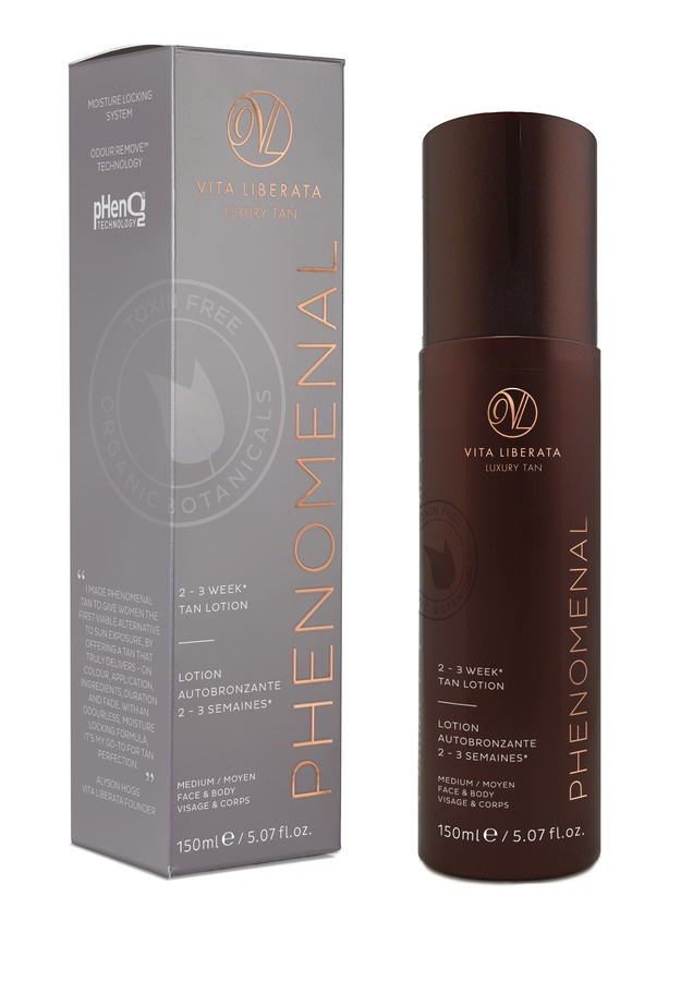 Vita Liberata pHenomenal 2–3 Week Tan Lotion Face & Body Medium 150 ml