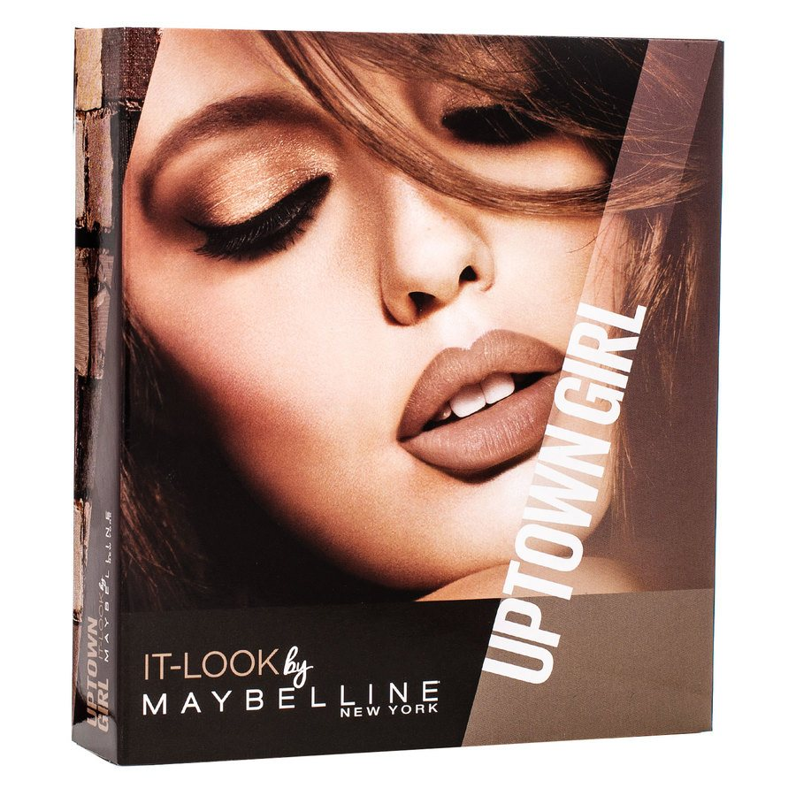 Maybelline It-Look Uptown Girl Gift Set