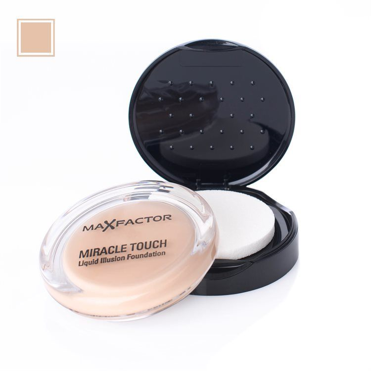 Max Factor Miracle Touch Foundation 40 Creamy Ivory 11,5 g