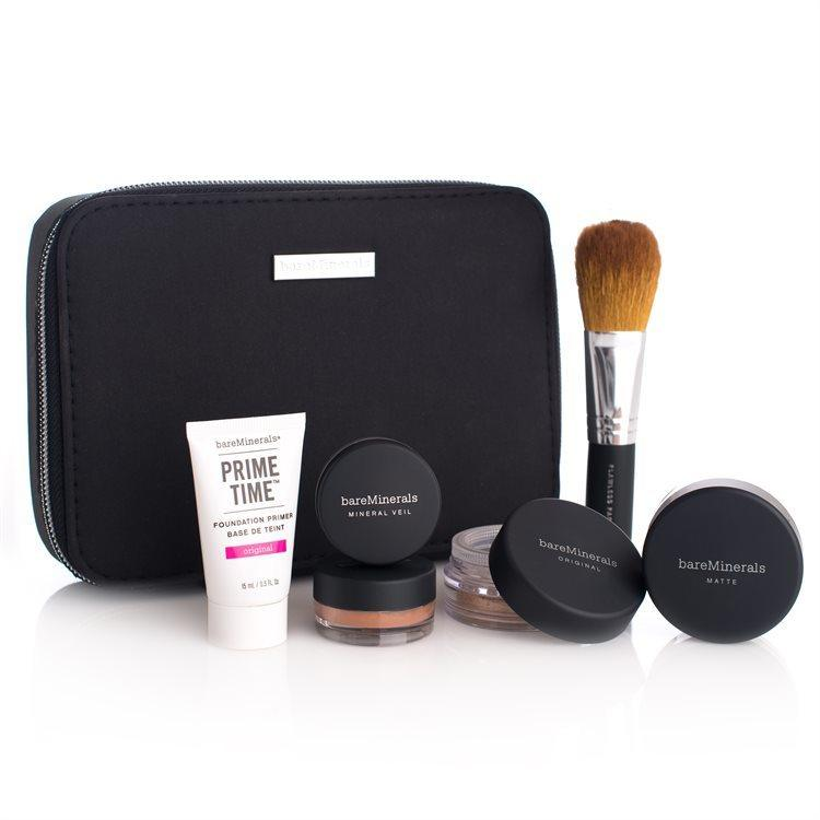 BareMinerals Get Started Complexion Kit 7 Delar Fairly Light