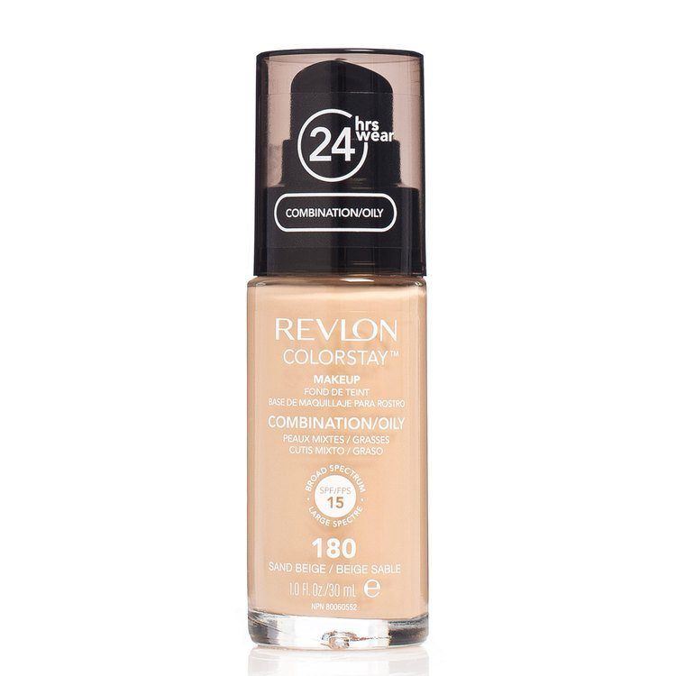 Revlon Colorstay Makeup Combination/Oily Skin 180 Sand Beige 30 ml