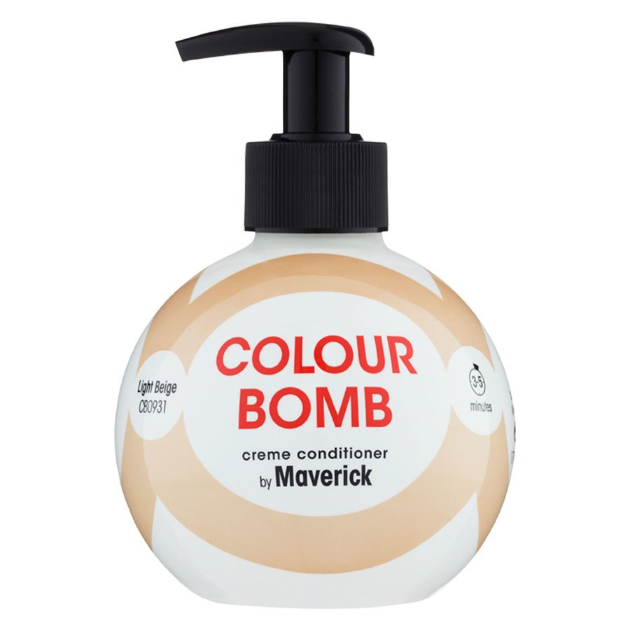 Colour Bomb Färgbalsam Light Beige 250 ml