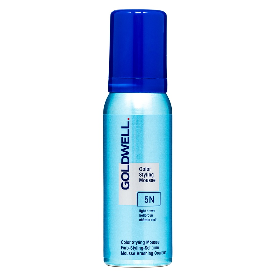 Goldwell Color Styling Mousse 5N Light Brown 75 ml