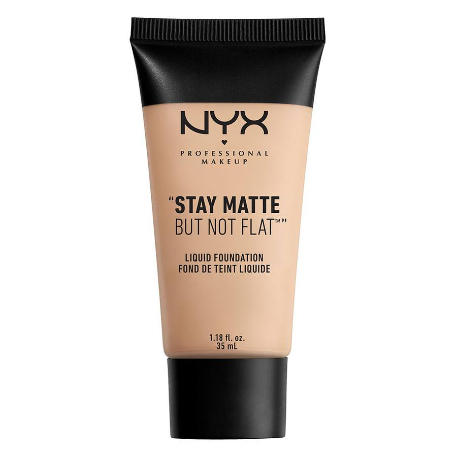 NYX Professional Makeup Stay Matte But Not Flat Liquid Foundation Porcelain 35 ml SMF16