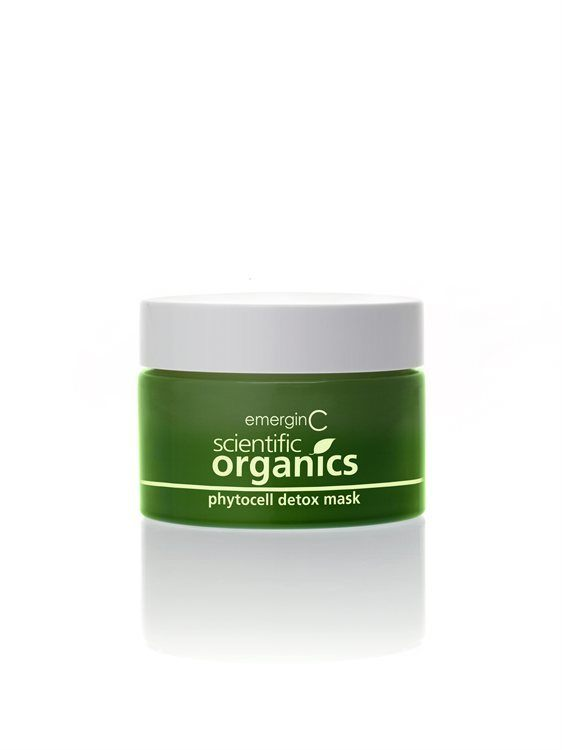 EmerginC Scientific Organics Phytocell Detox Mask 50 ml
