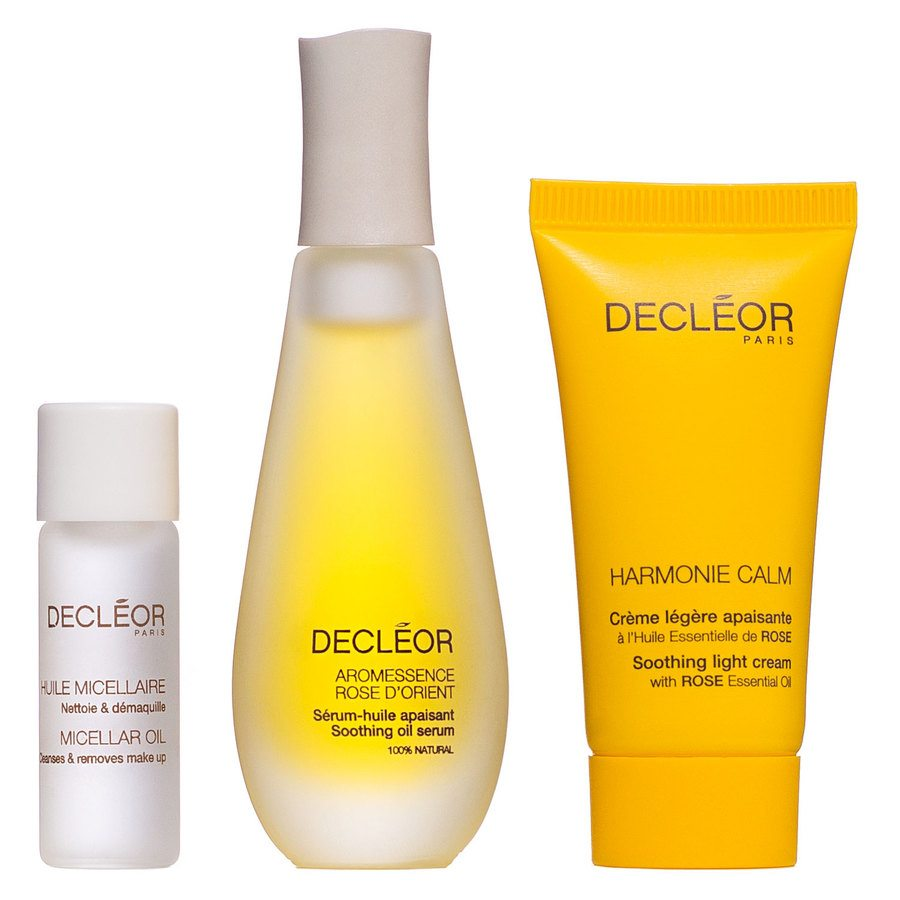 Decléor Aromessence Collection Rose d'Orient Soothing Ritual Kit