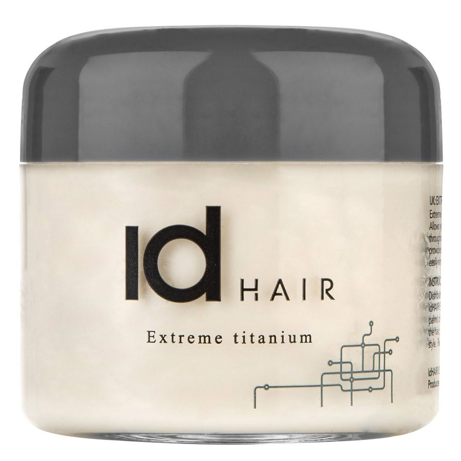 Id hair Extreme Titanium Wax 100ml
