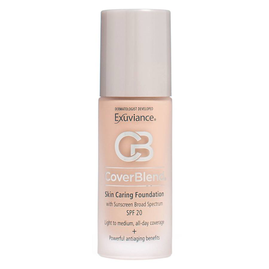 Exuviance CoverBlend Skin Caring Foundation SPF 20 Bisque