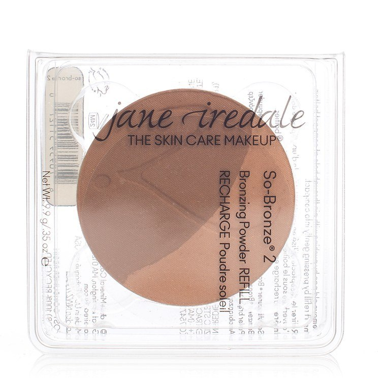 Jane Iredale So-Bronze 2 Bronzing Powder 9,9 g Refill