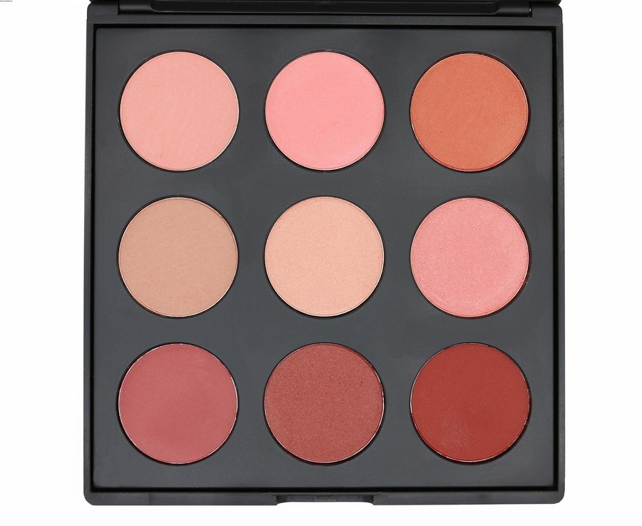 Smashit Cosmetics 9 Color Blush 31,5g