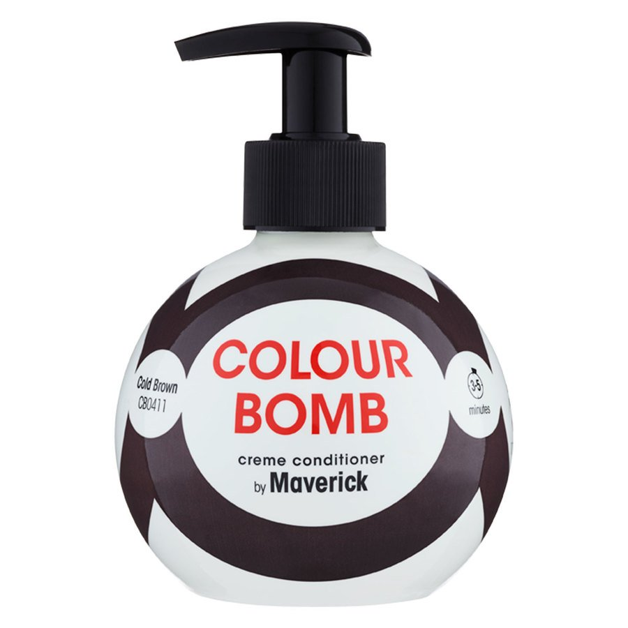 Colour Bomb Färgbalsam Cold Brown 250 ml