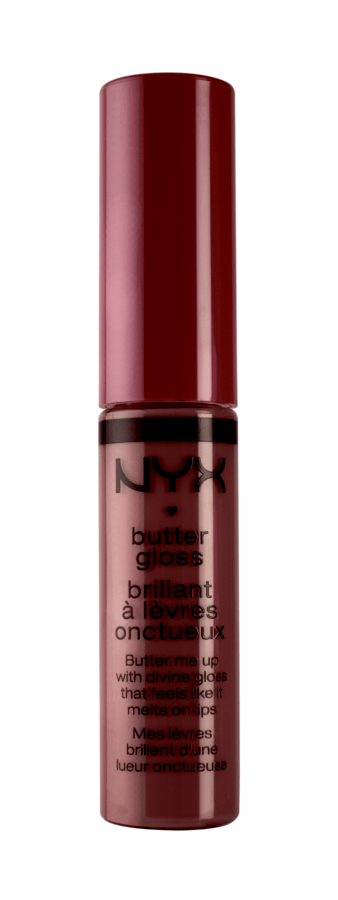 NYX Prof. Makeup Butter Gloss Devils Food Cake 8 ml