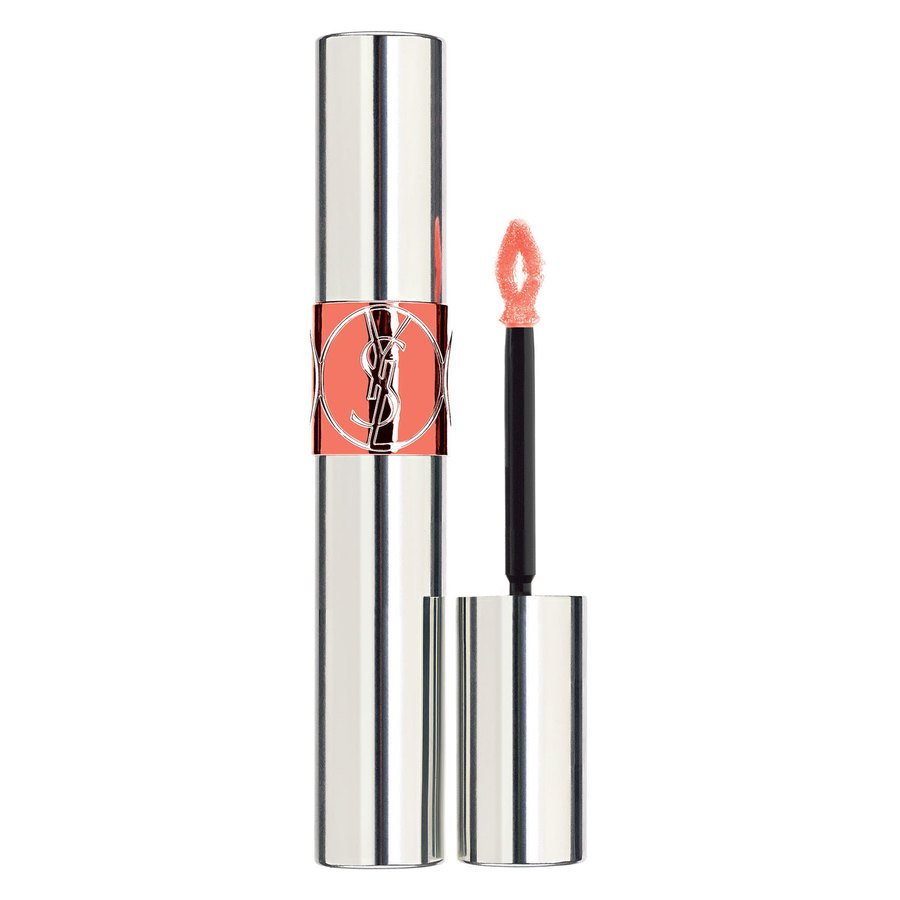 Yves Saint Laurent Volupté Tint-in-Oil Lip Gloss #18 Orange Me Softly