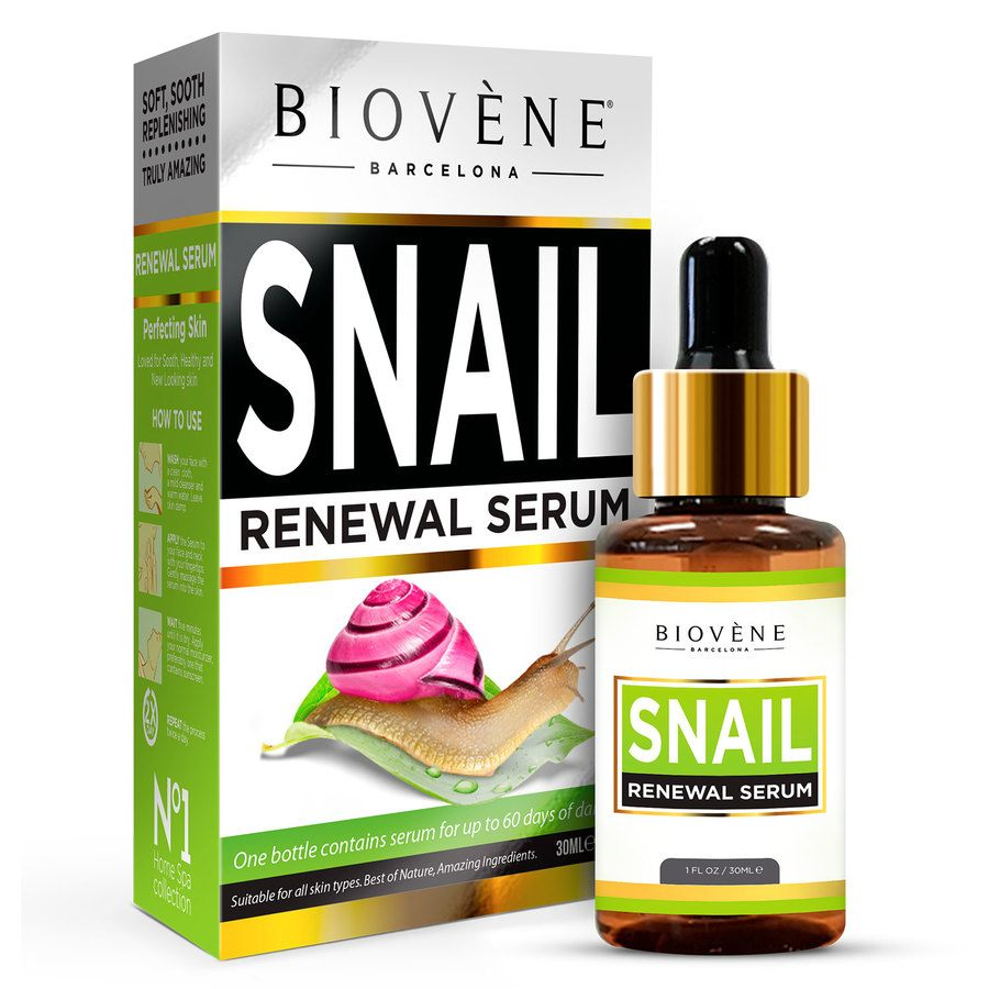 Biovène Snail Renewal Serum 30ml