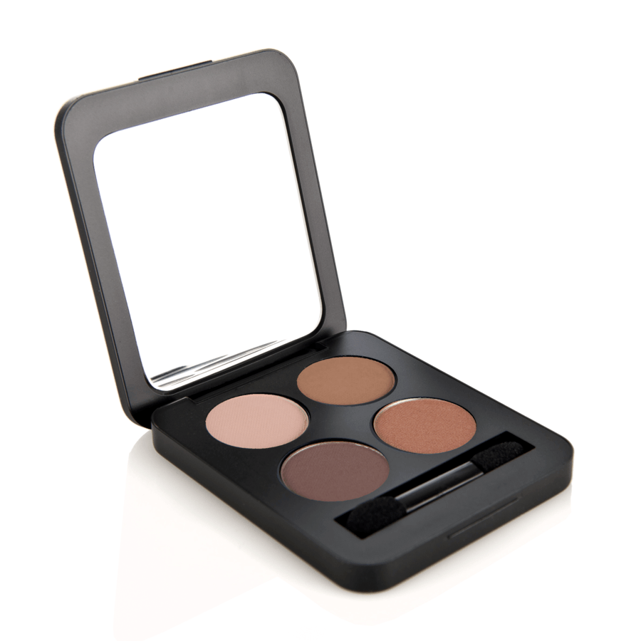 Youngblood Pressed Mineral Eyeshadow Quad Timeless 4 g